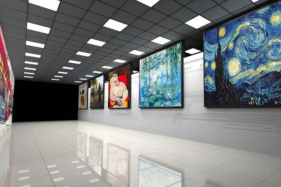 digital wall art