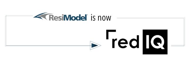 ResiModel to redIQ